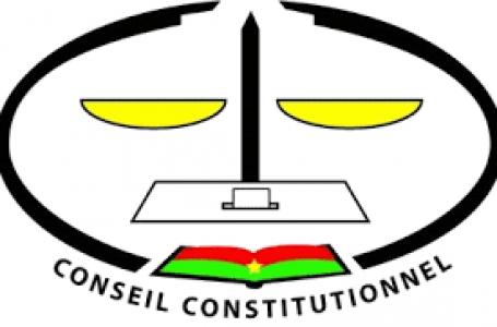 Conseil constitutionnel : les résultats définitifs de l'élection des députés à l'Assemblée nationale seront connus le 20 décembre prochain