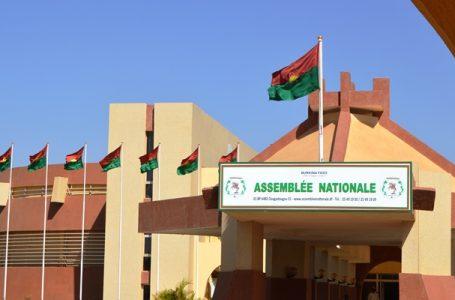Burkina : voici le nouveau bureau de l'Assemblée nationale