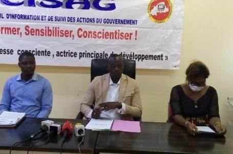 Ministère de la Réconciliation nationale : « Un poste fait à dessein pour le retour de Blaise Compaoré », selon le CISAG