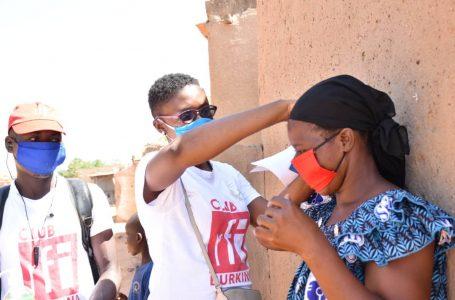 Covid-19 :71 nouveaux cas et 3 nouveaux décès au Burkina