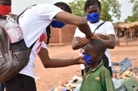 Covid-19 :160 nouveaux cas et 66 nouvelle guérisons au Burkina