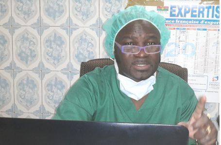 Nouveau ministre de la Santé : qui est le Dr Charlemagne Ouédraogo ?