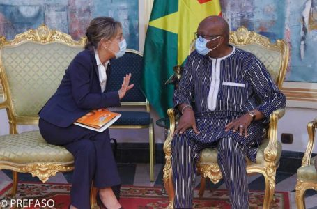 Education des enfants : Cannot Wait s'engage aux côtés du Burkina Faso
