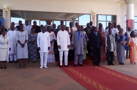 Burkina : réactions de quelques ministres après leur nomination