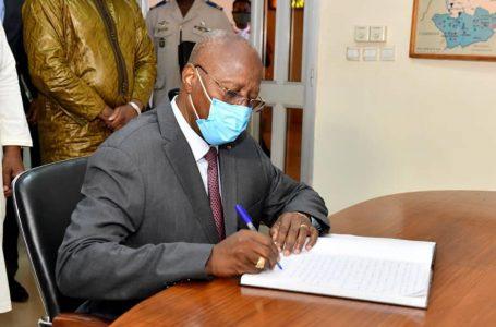 Décès de l'ambassadeur tchadien au Burkina : le Premier ministre salue la mémoire d'une diplomate chevronnée
