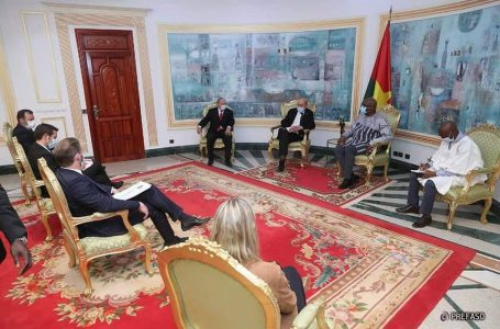 Scrutin du 22 novembre au Burkina Faso : La France « félicite de vive voix le président Kaboré »