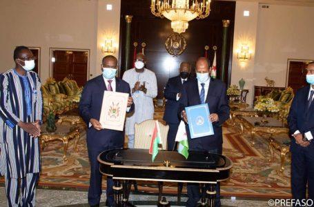 Ouagadougou-Djibouti : trois accords de coopération pour renforcer les liens