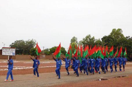 Burkina : la formation militaire réinstaurée au Service national pour le développement