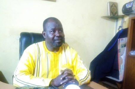 """""""Que les autorités burkinabè suivent le dossier du fret avec le bon œil"""", Guira Alassane president de l'UTOECBFT"""