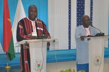 Affaire démission de 13 députés de l'UPC : Zéphirin Diabré retire sa plainte contre Simon Compaoré