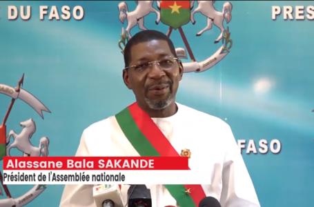 Assemblée nationale : quel cheval gagnant pour Bala Sakandé ?
