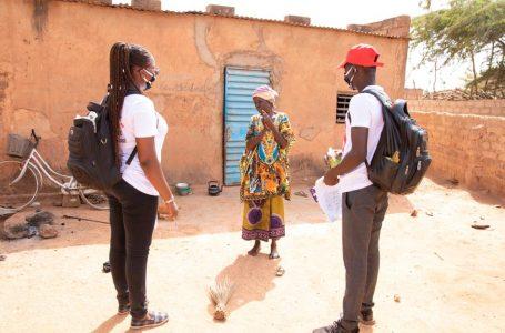 Covid-19 :86 nouveaux cas et 1 nouveau décès au Burkina