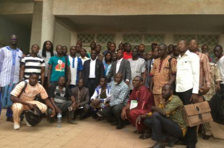 Suite à sa lettre ouverte : l'ASCE-LC félicite Bassolma Bazié pour son intégrité et son exemplarité