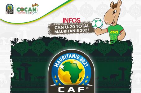 CAN junior : le programme de l'édition 2021 en Mauritanie