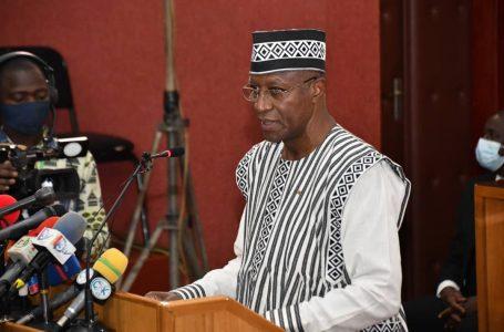 Burkina : la nouvelle feuille de route de Christophe Dabiré adoptée avec 105 voix pour, 21 contre et une abstention par l'Assemblée nationale