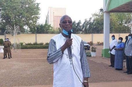 Burkina : le Premier ministre Christophe Dabiré prononcera sa déclaration de politique générale ce jeudi devant le parlement