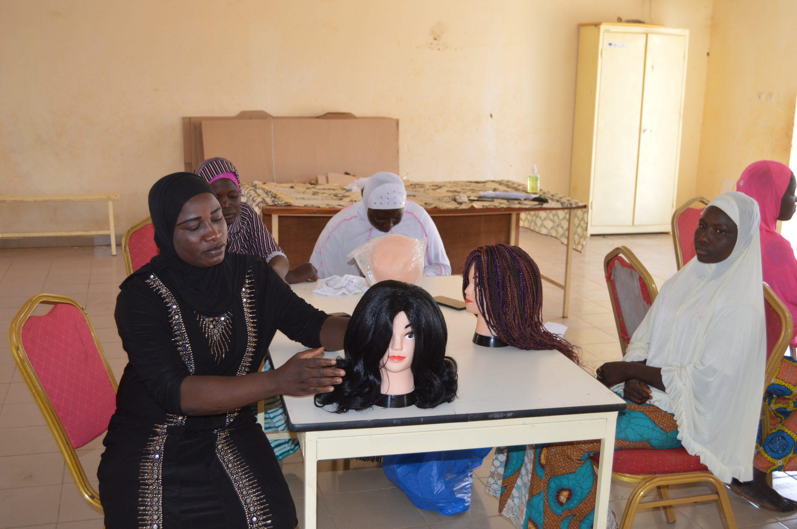 Emancipation de la femme : l'Association des jeunes filles de Falagountou en fait son cheval de bataille