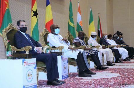 7è session ordinaire du G5 Sahel : les chefs d'Etat décident de mettre en place le « Prix du Sahel pour la promotion de la culture de la Paix »