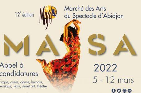 MASA 2022 : appel à candidatures aux groupes artistiques, cirque, conte, danse, humour, musique, slam, théâtre