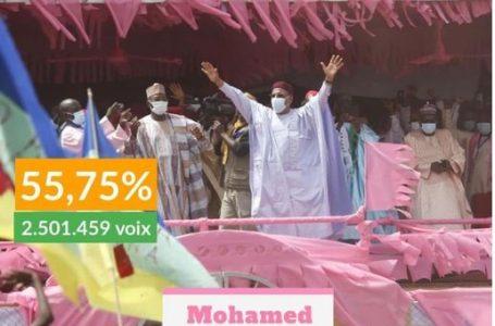 Présidentielle au Niger : Mohamed Bazoum élu président avec 55,75% des voix
