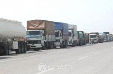 Transport : l'Union des chauffeurs routiers du Burkina suspend son mot d'ordre de grève pour un mois
