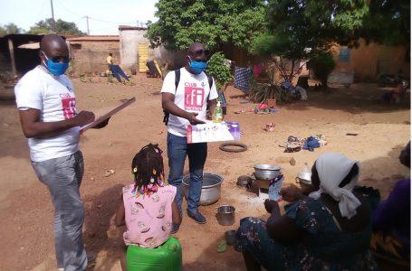 Covid-19 :102 nouveaux cas et 201 nouvelles guérisons au Burkina