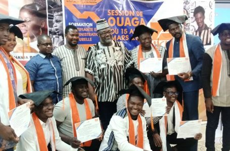 Administration culturelle : l'IKAM/Burkina outille des acteurs de Ouagadougou