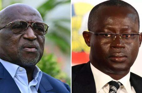 Présidence de la CAF : Jacques Anouma et Augustin Senghor se retirent de la compétition