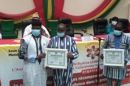 Copegol 2019 : Houndé, meilleure commune urbaine du Burkina