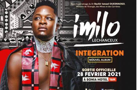 « Intégration » : Imilo Lechanceux s'ouvre à d'autres cultures avec de grands noms de la musique africaine