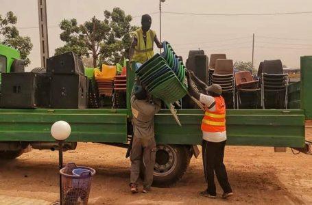Nuisances sonores : la police municipale de Ouaga ferme des débits de boissons