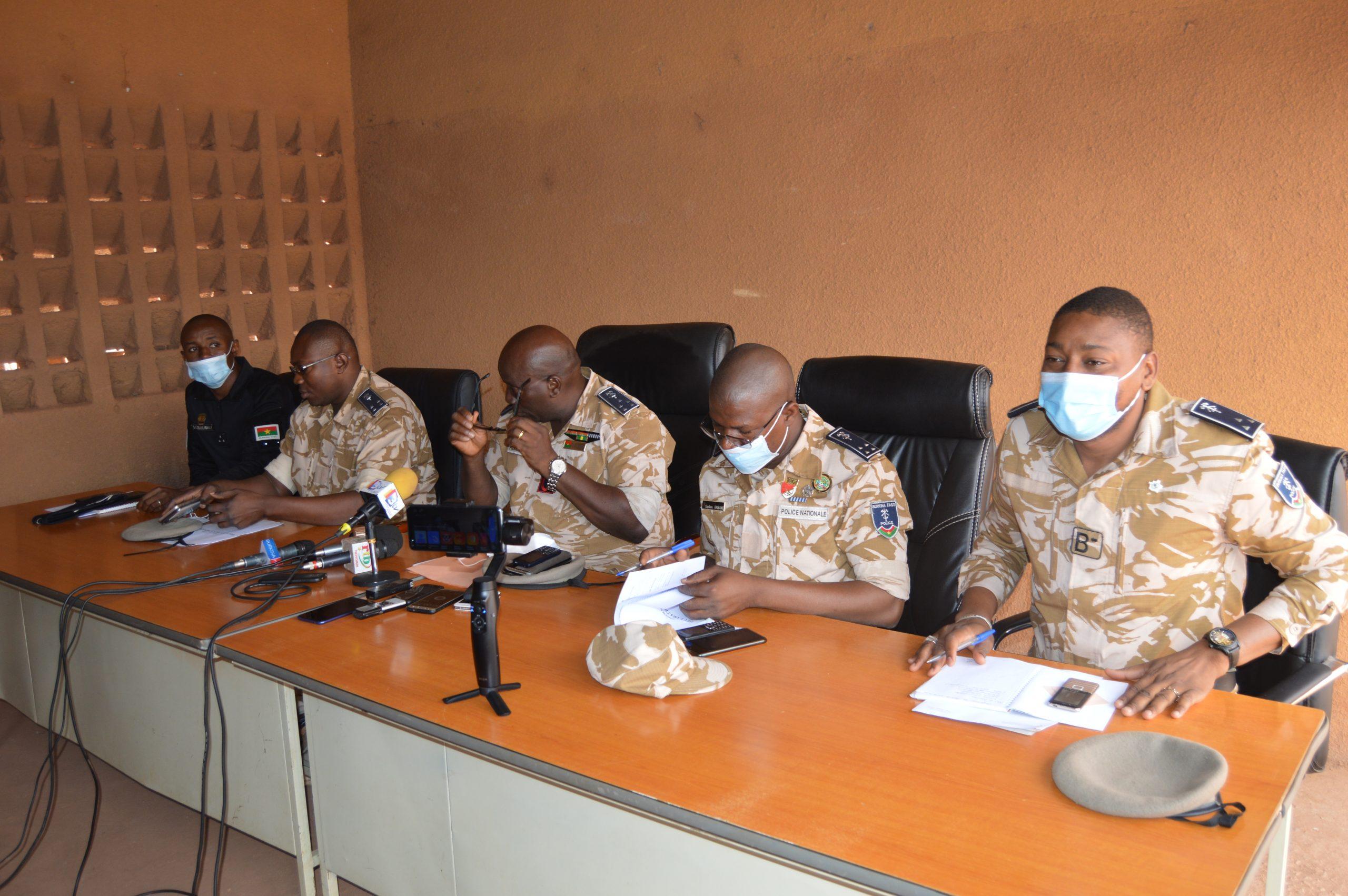 Attaques à main armée dans les centres urbains : des présumés malfrats dans les filets de la police nationale