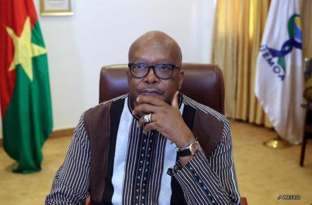 Roch Marc Christian Kaboré à la tête de l'UEMOA
