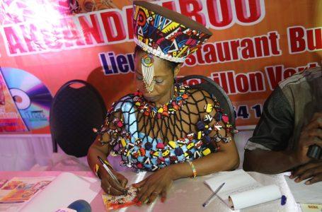 """""""Bénédictions"""": le dernier né de l'artiste Reine Akoandambou"""
