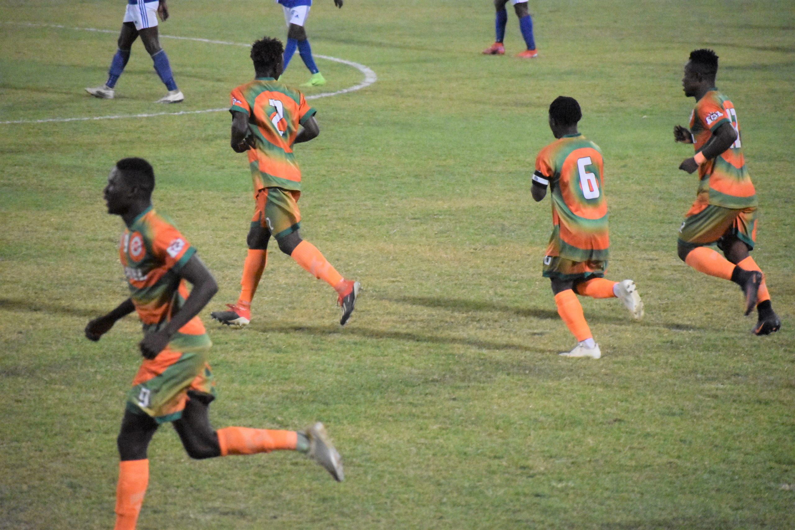 Total Confédération Coupe CAF : Salitas perd par ses déboires défensifs