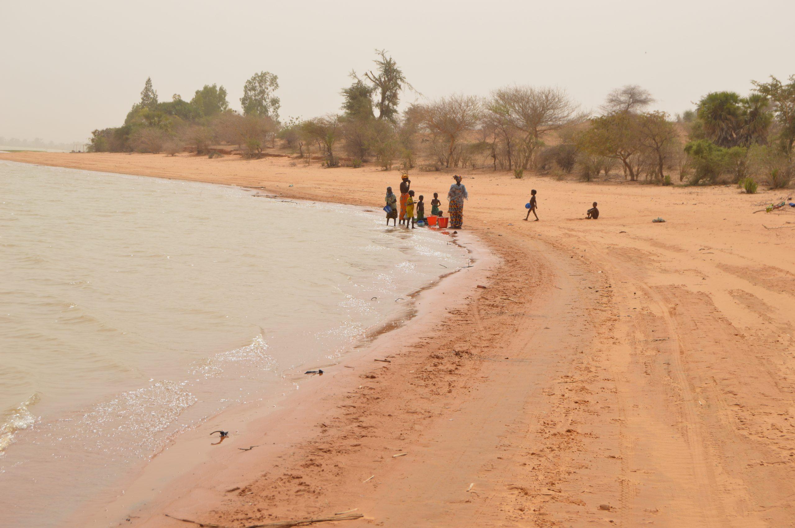 Région du Sahel : sur les ruines de la « belle plage » de Yakouta