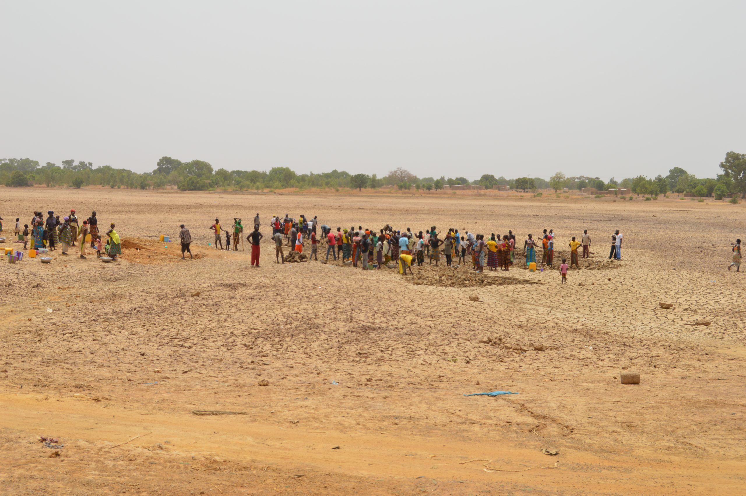 Ensablement du barrage de Goundi : les populations prennent leur destin en mains