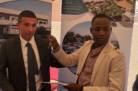 Prix Galian 2020 : Tiga Cheick Sawadogo entre en possession des clés de sa villa