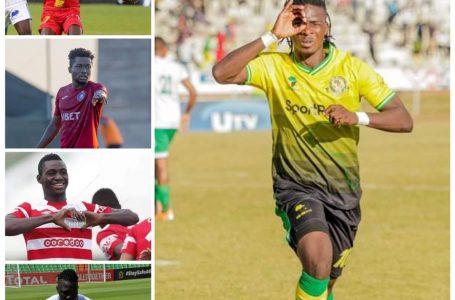 Etalons : 5 nouveaux joueurs dont 2 come-backs appelés pour les journées FIFA