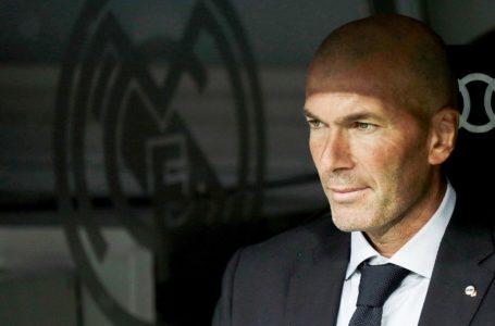 Football : Le faux départ de Zidane de la maison blanche