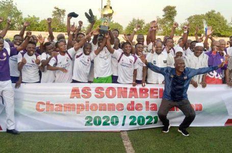 Football: Les électriciens roi du Faso Foot