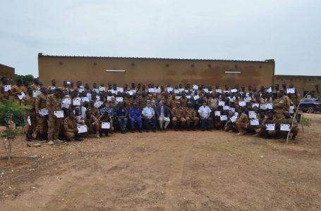 Lutte contre le terrorisme : le Garsi Sahel prêt pour aller au front