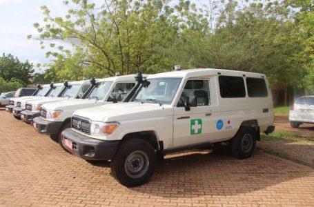 Amélioration des soins de santé au Burkina : Le Japon fait don de matériel roulant et bio médicaux