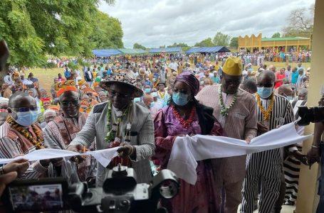 Accès aux soins de santé: Un CSPS complet à Zabga