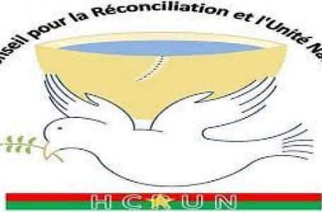 Haut conseil pour la réconciliation et l'unité nationale : en 5 ans d'existence, l'institution a traité 5065 dossiers