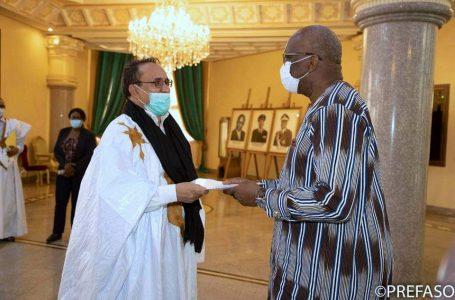République islamique de Mauritanie : l'ambassadeur Ahmedou Ould Ahmedou pour renforcer l'axe Ouagadougou-Nouakchott