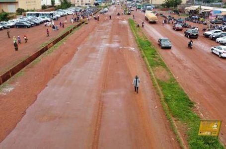 Réalisation de voiries urbaines à Bobo Dioulasso :  Le ministre Eric Bougouma lance des travaux !