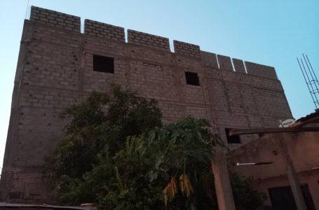 Effondrements d'immeubles : ce cas de l'Arrondissement 7 de Ouagadougou qui inquiète !