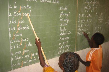 Education nationale : les acteurs sont invités à prendre les dispositions qui s'imposent pour l'inscription et la réinscription des enfants et élèves déplacés internes dans les établissements scolaires