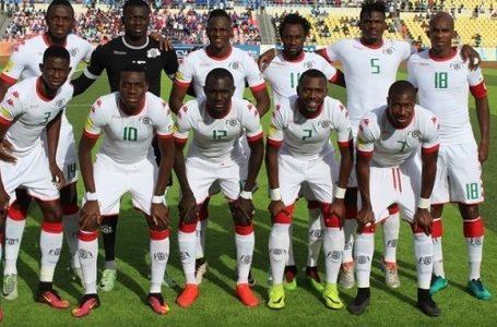 Eliminatoire Qatar 2022 : le Burkina s'offre le Niger (2-0)